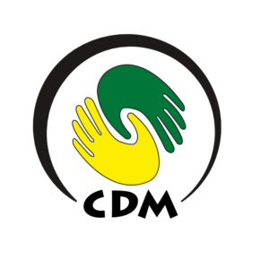 Logo Christian Deaf Ministries in Jamaica