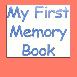 My First Memory Book by Susan McConville-Harrer