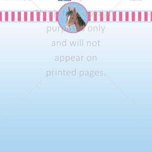 Scrapbook Paper,Outdoors,Animals, Horses