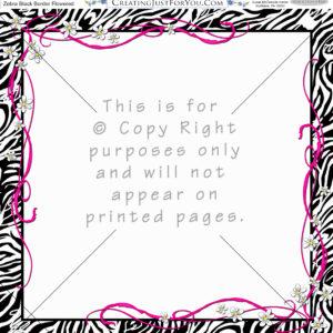 Scapbook Paper,Outdoors, Animals,Zebras