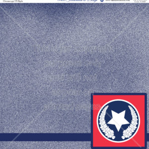 Chattanooga TN Scrapbook Paper