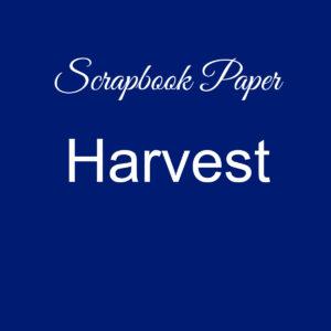 Harvest - Autumn - Fall