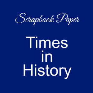 Times In History