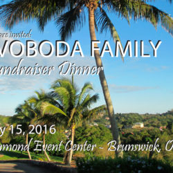 Post Card for the Svoboda Family