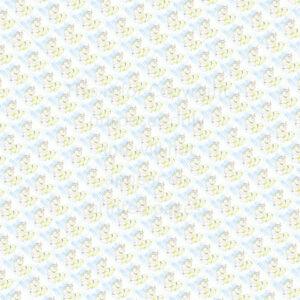 Hibiscus Scrapbook Paper