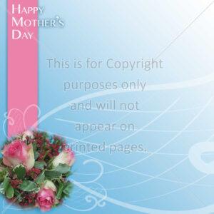 Mother's Day Scrapbook Paper