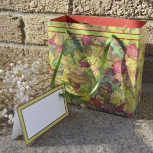 Autumn Gift Bag