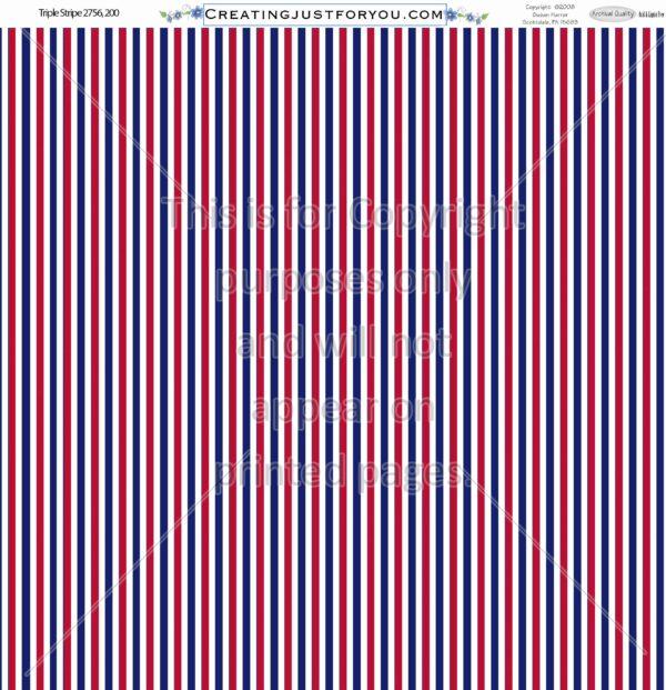 patriotic scrapbook paper
