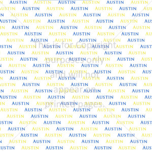 Austin Scrapbook Paper