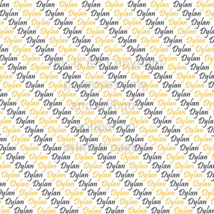 Dylan Scrapbook Paper