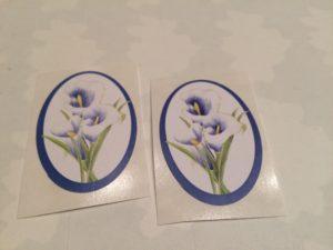 Calla Lily Stickers