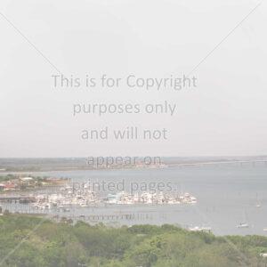 St Augustine Lighthouse Scrapbook Paper