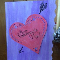 Valentine Fun with #handmadevalentineexchange