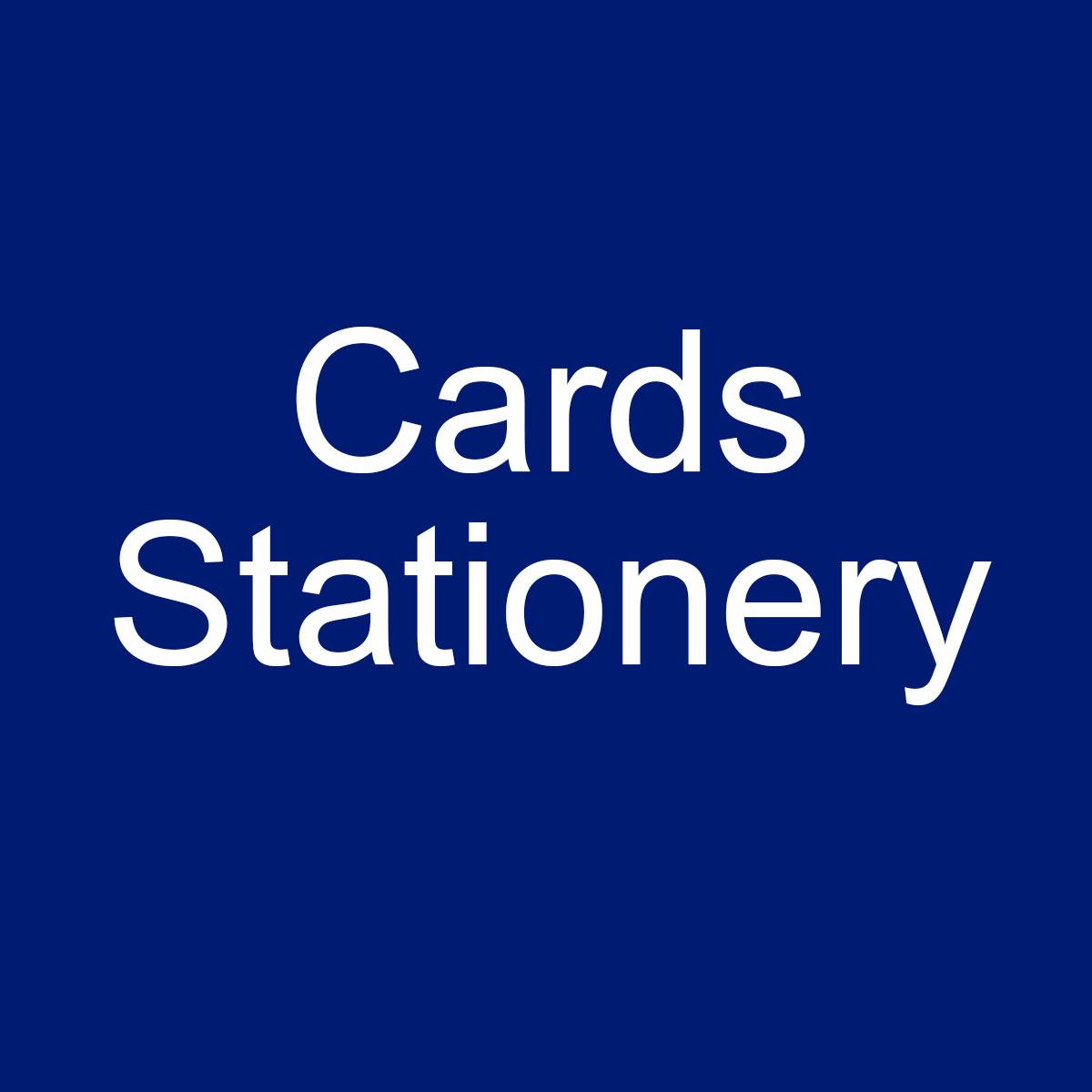 Cards-Stationery