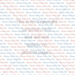 Charters Valley Scrapbook Paper