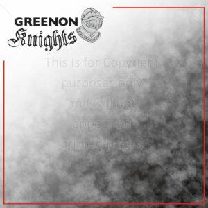 Greenon Knights Scrapbook Paper
