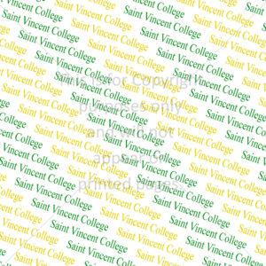 St. Vincent College Scrapbook Paper