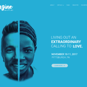 Imagine Conference Website Updates