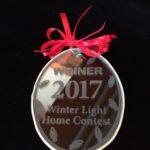 Home Decorating Contest Ornament