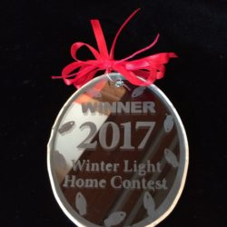 Home Decorating Contest Ornament