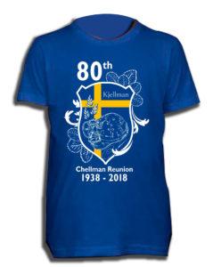 Chellman Reunion T-shirt