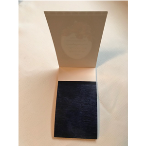 Wedding Shower Gift Note Pad