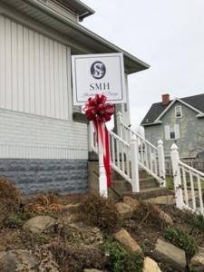 SMH sign for Christmas
