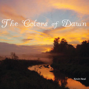 Book Publication - The Colors of Dawn