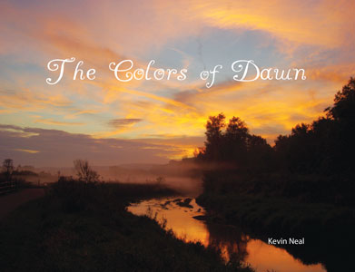 Book Publication – The Colors of Dawn