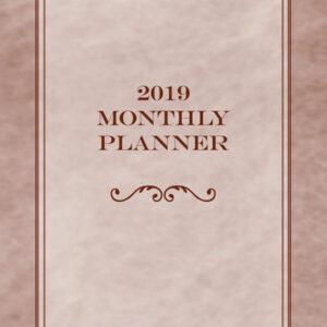 2019 Calendar Planner