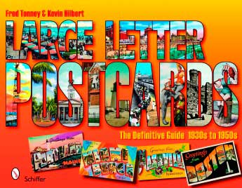 Large Letter Post Cards