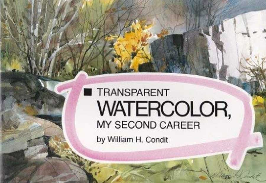 Transparent Watercolor by William H. Condit