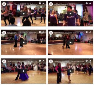 ballroom dance videos