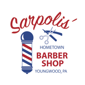 Shirt Design for Sarpolis Barber Shop
