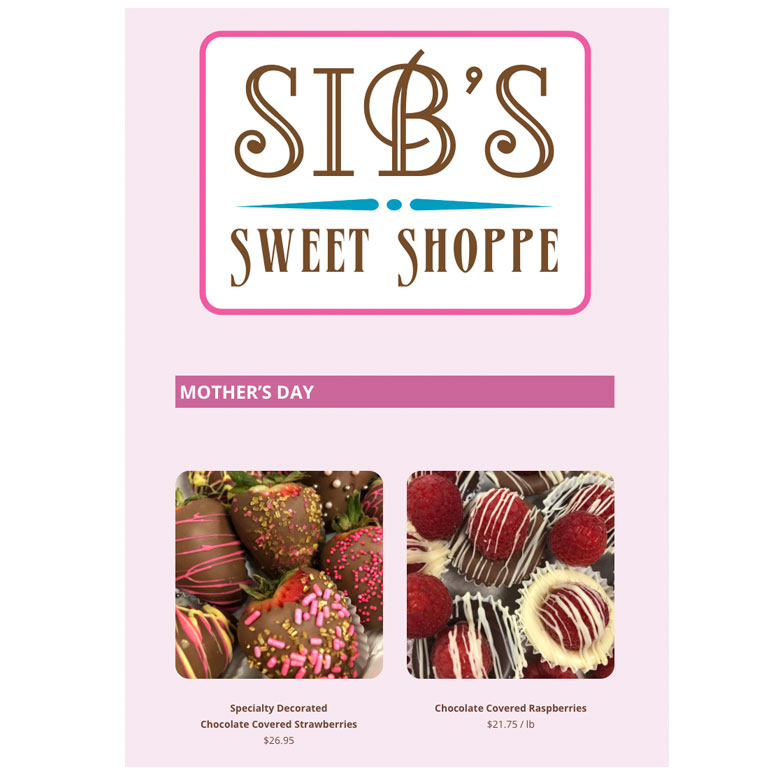 Mother's Day Product Updates