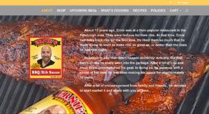 Ernies World Famous BBQ Sauce