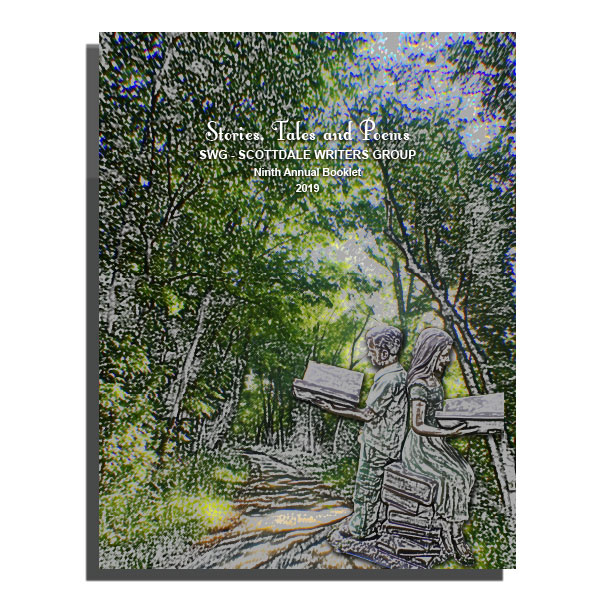 stories, tales and poems book by scottdale writers group
