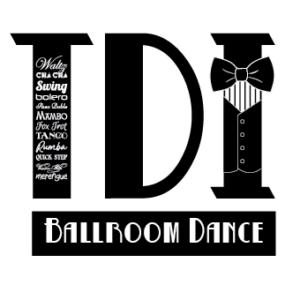 TDI Ballroom Dance Sweatshirt Logo