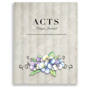 prayer journal violas