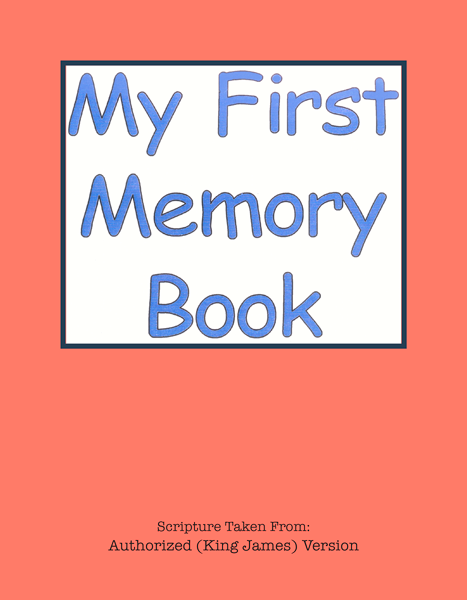 My First Memory Book