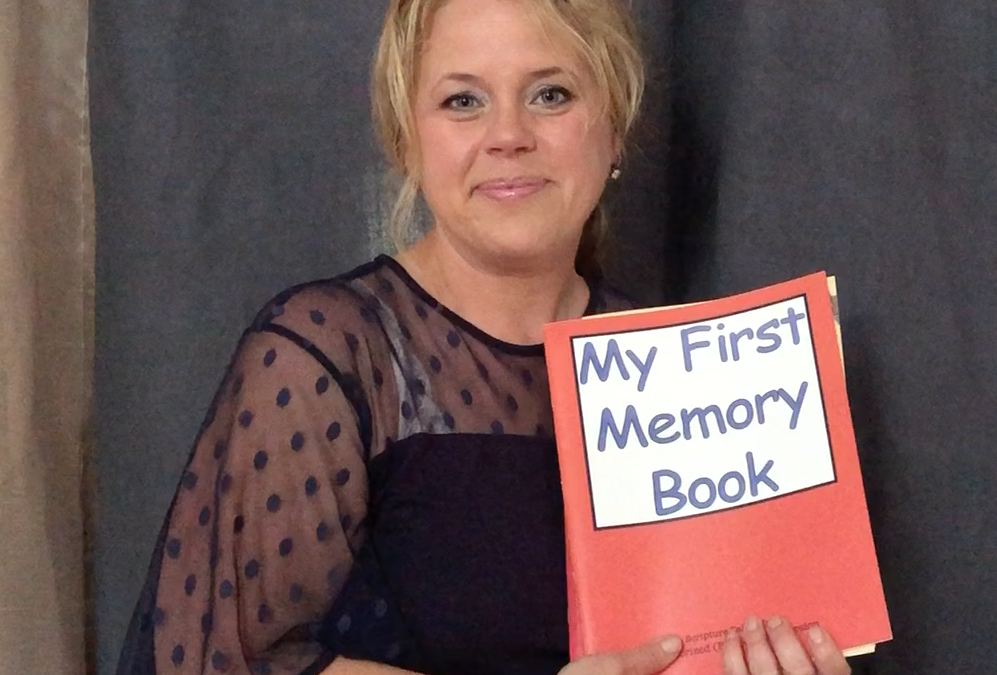 Pink Tool Girl Reviews My First Memory Book